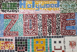 Youth Zone Mosaic